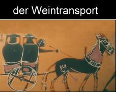 Weintransport