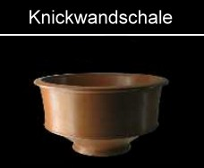 Knickwandschalen